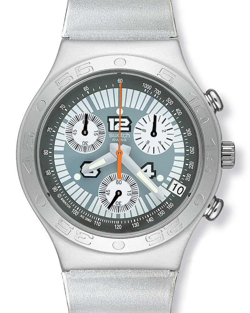 swatch positioning Product positioning shapes how marketers communicate the product's benefits, based on the niche the product fills in the market.